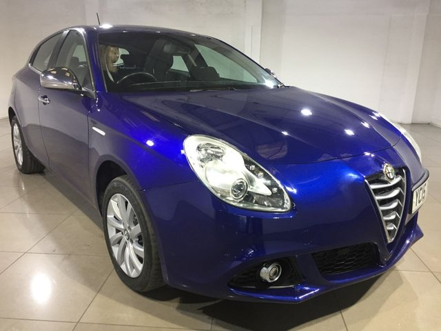 View our 2015 15 ALFA ROMEO GIULIETTA 2.0 JTDM-2 BUSINESS EDITION 5d 150 BHP