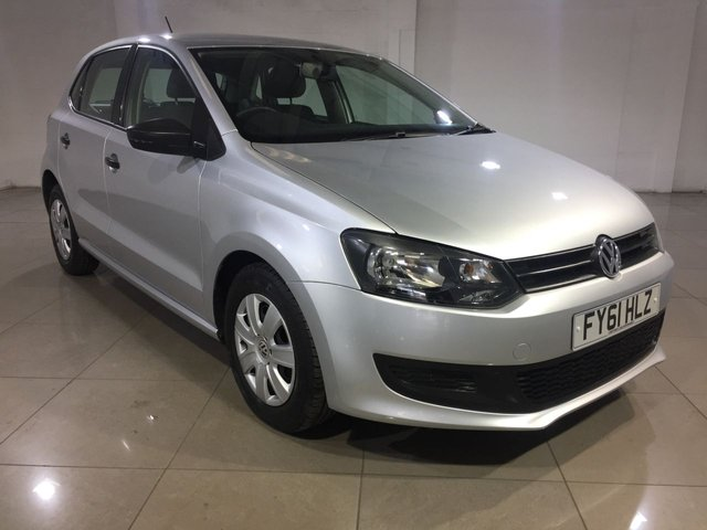 View our 2011 61 VOLKSWAGEN POLO 1.2 S A/C 5d 60 BHP