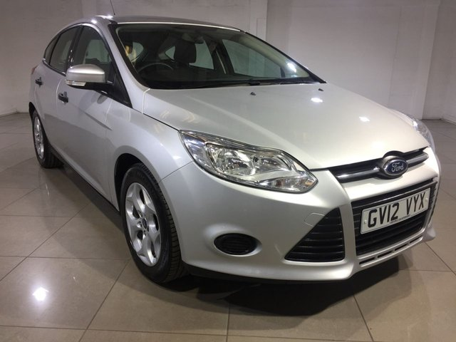 View our 2012 12 FORD FOCUS 1.6 STUDIO 5d 86 BHP