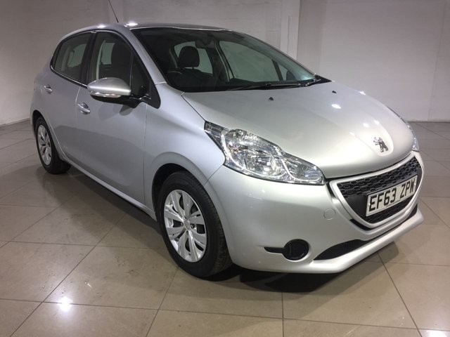 View our 2014 63 PEUGEOT 208 1.4 HDI ACCESS PLUS 5d 68 BHP