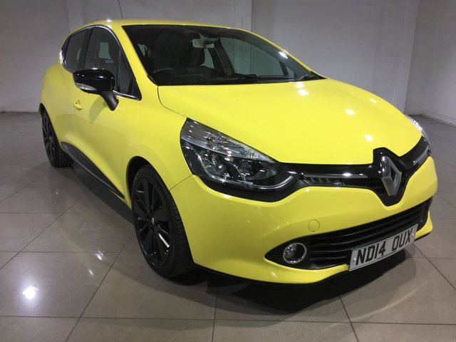 View our 2014 14 RENAULT CLIO 1.5 DYNAMIQUE S MEDIANAV ENERGY DCI S/S 5d 90 BHP