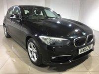 USED 2015 15 BMW 1 SERIES 2.0 118D SE 5d AUTO 147 BHP Great Car/Sat Nav/Stunning