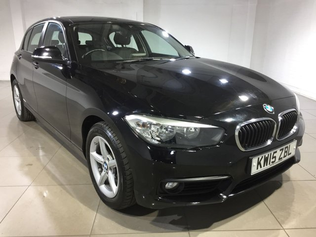 View our 2015 15 BMW 1 SERIES 2.0 118D SE 5d AUTO 147 BHP