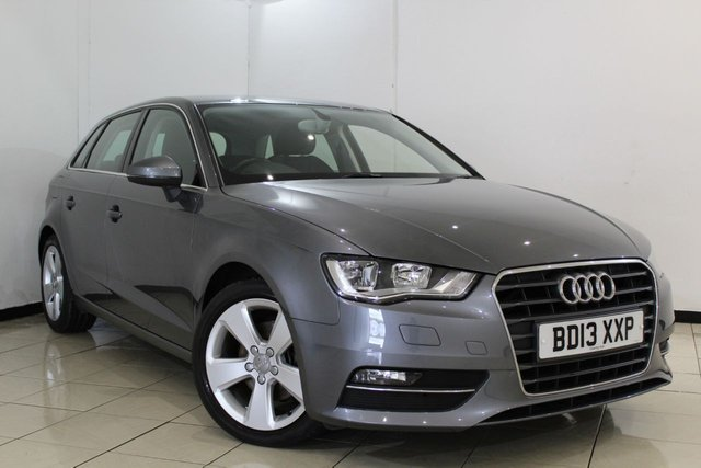 View our 2013 13 AUDI A3 2.0 TDI SPORT 5DR 148 BHP