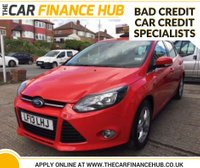 USED 2013 13 FORD FOCUS ZETEC ECONETIC TDCI