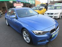 USED 2014 14 BMW 3 SERIES 2.0 320D XDRIVE M SPORT 4d 181 BHP JUST ARRIVED TEST DRIVE TODAY