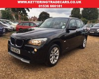 USED 2010 10 BMW X1 SDRIVE18D SE MOT 3rd September 2018 (no adv) - Full BMW History - One Lady Owner