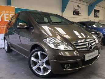 2011 MERCEDES-BENZ A CLASS 1.5 A160 BLUEEFFICIENCY AVANTGARDE SE 5d 95 BHP £5490.00