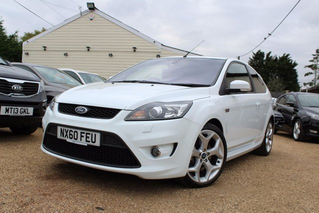 View our 2010 60 FORD FOCUS 2.5 ST-3 3d 223 BHP