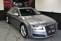 USED 2013 13 AUDI A8 4.1 L TDI QUATTRO SPORT EXECUTIVE S/S 4d AUTO 346 BHP