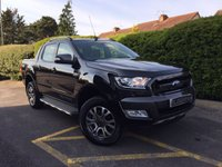 USED 2017 FORD RANGER WILDTRAK 3.2 AUTOMATIC  Delivery Mileage, Pre-Registered, Ready To Go