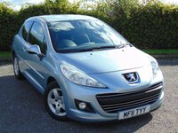 USED 2011 11 PEUGEOT 207 1.4 ENVY 3d * 12 MONTHS AA BREAKDOWN COVER *