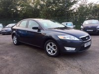 USED 2009 09 FORD MONDEO 1.8 TDCi ZETEC 5d  PART EXCHANGE TO CLEAR  PART EXCHANGE TO CLEAR