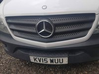 USED 2015 15 MERCEDES-BENZ SPRINTER 2.1 313 CDI LWB 1d 129 BHP FIRST TO SEE WILL BUY ... SUPERB CONDITION