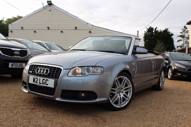View our 2008 W AUDI A4 2.0 T FSI SPECIAL EDITION 2d AUTO 197 BHP