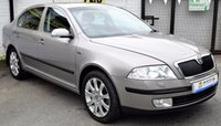 USED 2007 57 SKODA OCTAVIA 2.0 LAURIN & KLEMENT TDI 5d AUTO  * FULL HISTORY - LOW TAX GROUP *