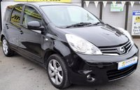 USED 2009 09 NISSAN NOTE 1.6 TEKNA 5d 110 BHP * FULL HISTORY - ONE OWNER *