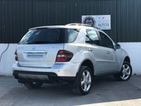 USED 2008 08 MERCEDES-BENZ M CLASS 3.0 ML320 CDI SPORT 5d 222 BHP
