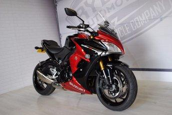 View our SUZUKI GSX-S1000