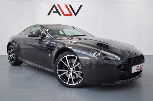 View our ASTON MARTIN V8 VANTAGE