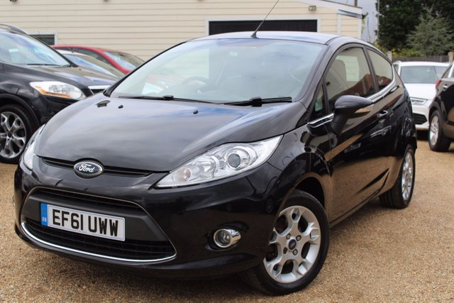 View our 2012 61 FORD FIESTA 1.2 ZETEC 3d 81 BHP