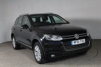 USED 2011 61 VOLKSWAGEN TOUAREG 3.0 V6 SE TDI BLUEMOTION TECHNOLOGY 5d AUTO 237 BHP