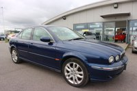 USED 2003 03 JAGUAR X-TYPE 2.1 V6 4d 157 BHP CLEARANCE VEHICLE AS IS . NOT AVAILABLE ON FINANCE.