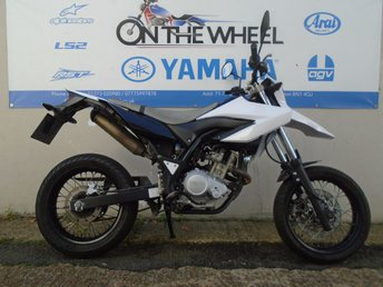 View our YAMAHA WR 125 X