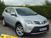 USED 2013 13 TOYOTA RAV4 2.2 D-4D ICON 5d  * 128 POINT AA INSPECTED *