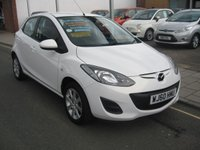 USED 2010 60 MAZDA 2 1.5 TS2 ACTIVEMATIC 5d AUTO 101 BHP only 14,503 miles, service history, 1 owner.
