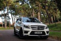 2014 MERCEDES-BENZ GL CLASS GL350 CDi BLUETEC AMG SPORT AUTO 310 BHP £41495.00