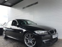 USED 2009 59 BMW 3 SERIES 2.0 318D M SPORT BUSINESS EDITION 4d 141 BHP