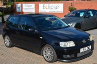 USED 2001 51 VOLKSWAGEN POLO 1.6 GTI 3d 125 BHP