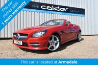 2013 MERCEDES-BENZ SLK 2.1 SLK250 CDI BLUEEFFICIENCY AMG SPORT 2d AUTO 204 BHP £14450.00
