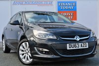 USED 2013 63 VAUXHALL ASTRA 1.6 SE 5d 113 BHP CRUISE CONTROL