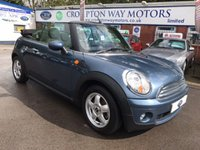 USED 2009 09 MINI CONVERTIBLE 1.6 COOPER 2d 120 BHP 0% AVAILABLE ON THIS CAR PLEASE CALL 01204 317705