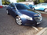 USED 2011 11 VAUXHALL INSIGNIA 2.0 EXCLUSIV CDTI 5d 128 BHP Great specification Diesel Insignia..Automatic