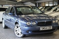 USED 2004 04 JAGUAR X-TYPE 2.1 V6 SPORT 4d 157 BHP