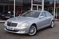 USED 2007 57 MERCEDES-BENZ S-CLASS 3.0 S320 CDI 4d AUTO 231 BHP SALOON