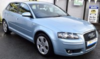 USED 2005 05 AUDI A3 1.9 TDI SPORT 5d 103 BHP * ONE OWNER - FULL HISTORY *