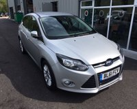 USED 2012 61 FORD FOCUS 1.6 TITANIUM ECOBOOST 150 BHP THIS VEHICLE IS AT SITE 1 - TO VIEW CALL US ON 01903 892224