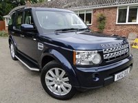 2012 LAND ROVER DISCOVERY 4 3.0 SDV6 255 HSE 5dr AUTO HUGE SPEC £SOLD