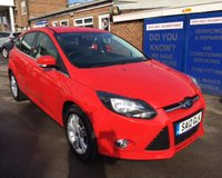 USED 2012 12 FORD FOCUS 1.6 ZETEC 125 BHP THIS VEHICLE IS AT SITE 1 - TO VIEW CALL US ON 01903 892224