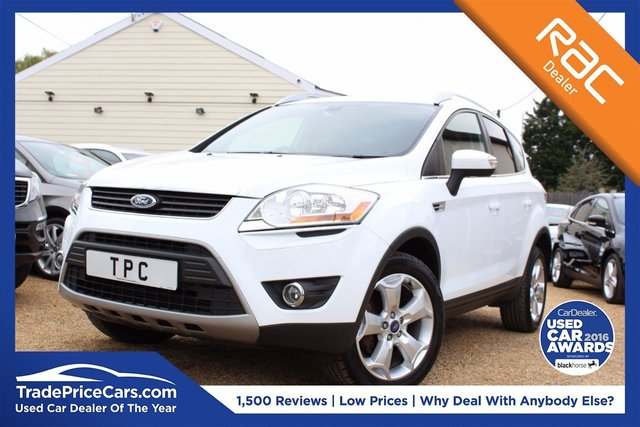 View our 2012 62 FORD KUGA 2.0 TITANIUM TDCI AWD 5d AUTO 163 BHP