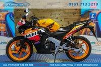 2012 HONDA CBR125