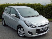 USED 2012 62 HYUNDAI IX20 1.6 ACTIVE CRDI 5d * 128 POINT AA INSPECTED *