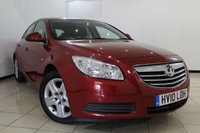USED 2010 10 VAUXHALL INSIGNIA 2.0 EXCLUSIV NAV CDTI ECOFLEX 5DR 158 BHP FULL SERVICE HISTORY + 0% FINANCE AVAILABLE T&C'S APPLY + BLUETOOTH + CRUISE CONTROL + MULTI FUNCTION WHEEL + RADIO/CD + 17 INCH ALLOY WHEELS