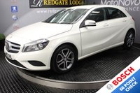USED 2013 13 MERCEDES-BENZ A CLASS A180 CDI BLUEEFFICIENCY SPORT 5d AUTO 109 BHP