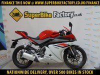 USED 2015 65 YAMAHA YZF-R125  GOOD&BAD CREDIT ACCEPTED, OVER 500+ BIKES