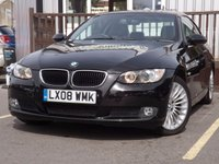 USED 2008 08 BMW 3 SERIES 2.0 320I SE 2d AUTO 168 BHP SERVICE HISTORY 6 STAMPS